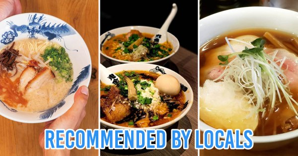 11 Authentic Japanese Ramen Places That Are Just As Good As, If Not Better Than, Ichiran