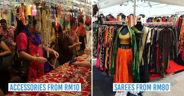 Largest Deepavali Carnival With Over 400 Shopping Booths Is A Bargain Hunter's Festive Dream