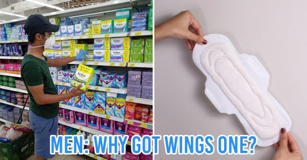 M'sian Man Struggles To Buy Correct Sanitary Pads During MCO, Sparks Twitter Debate On Best Brands
