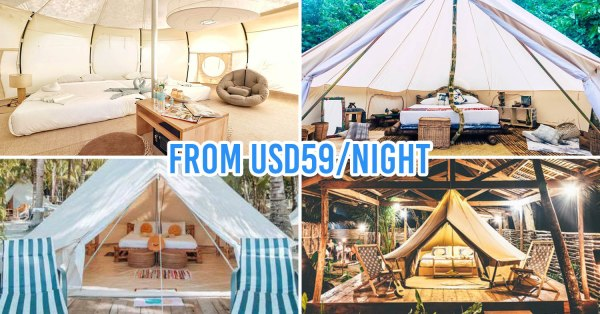 9 Glamping Spots In The Philippines Where You Can See The Milky Way Without A Telescope