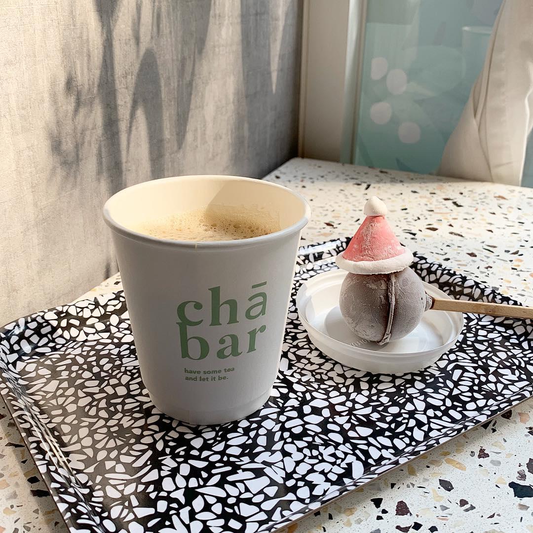 cha bar hot drink