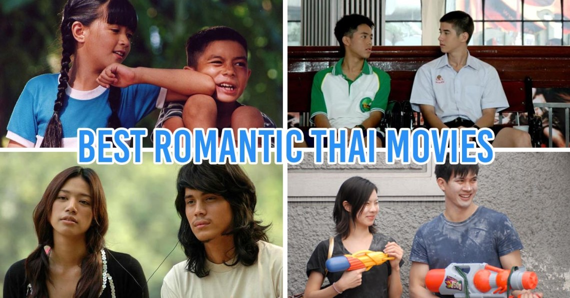 Romantic Thai movies