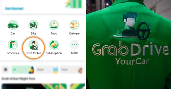 New GrabDriveYourCar Service Will Send A Driver To Drive Your Own Car, Aims To Curb Drink Driving