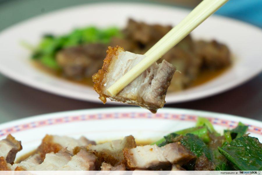 crispy pork yaowarat