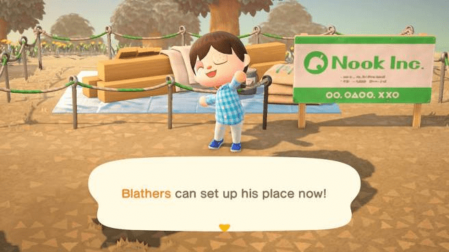 animal crossings new horizons blathers