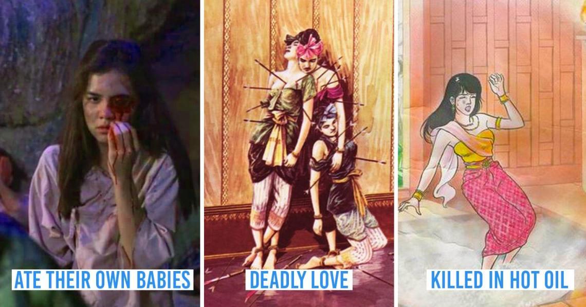8 Disturbing Thai Folklore & Fairy Tales You Won't Believe We Tell To Kids