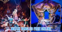 Disney's Tangled The Musical Is Available To Watch On YouTube For Free
