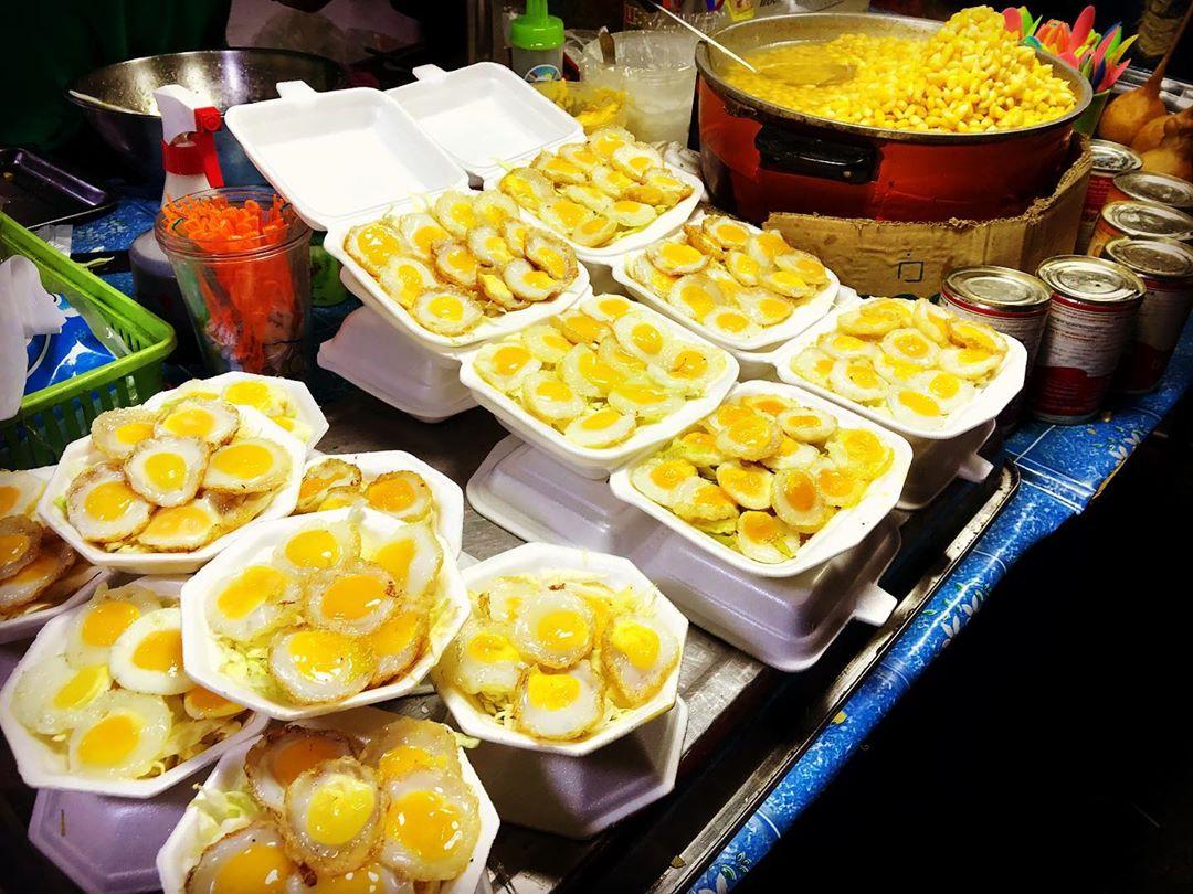 ThaiStreetFood quail eggs