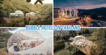 6 Best Bubble Hotels In Thailand To Relax In Nature And Sleep Under The Stars