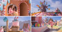 Pattaya Has A New Dessert Theme Park With Ice Cream Slides & A Giant Gingerbread House