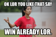 Singapore slangs