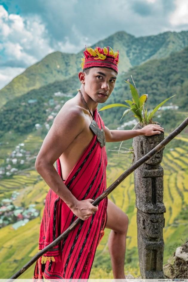 Batad traditional costume