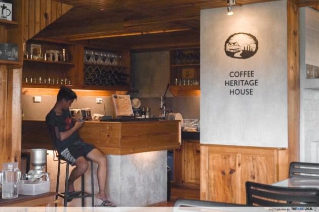 Coffee Heritage House Sagada