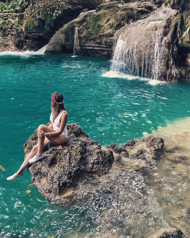 phillippines islands kawasan falls