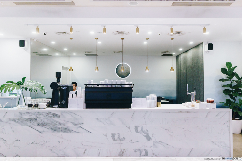 lunar coffee brewers front desk