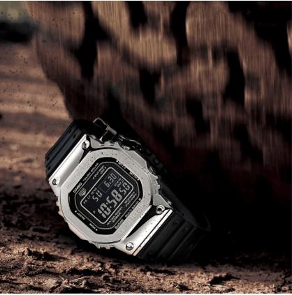 gmw-b5000-1dr resin watch