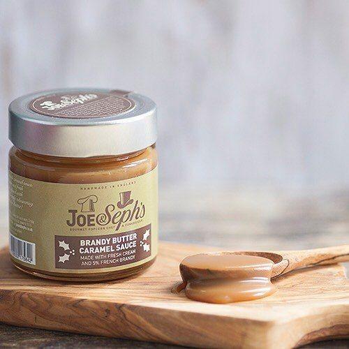 Joe & Seph's Brandy Butter Caramel Sauce honestbee