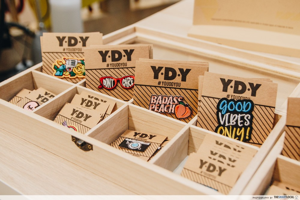 youdoyou patches