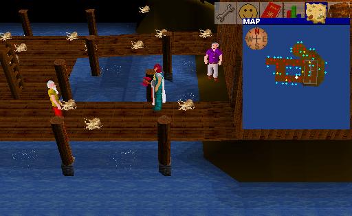 runescape fishing