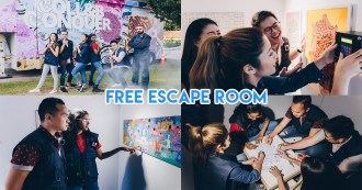 MCCY x Kult free escape room