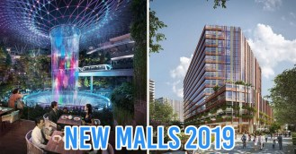cover image for newly-opened malls