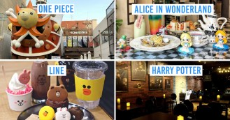 Themed cafes in Asia cover image