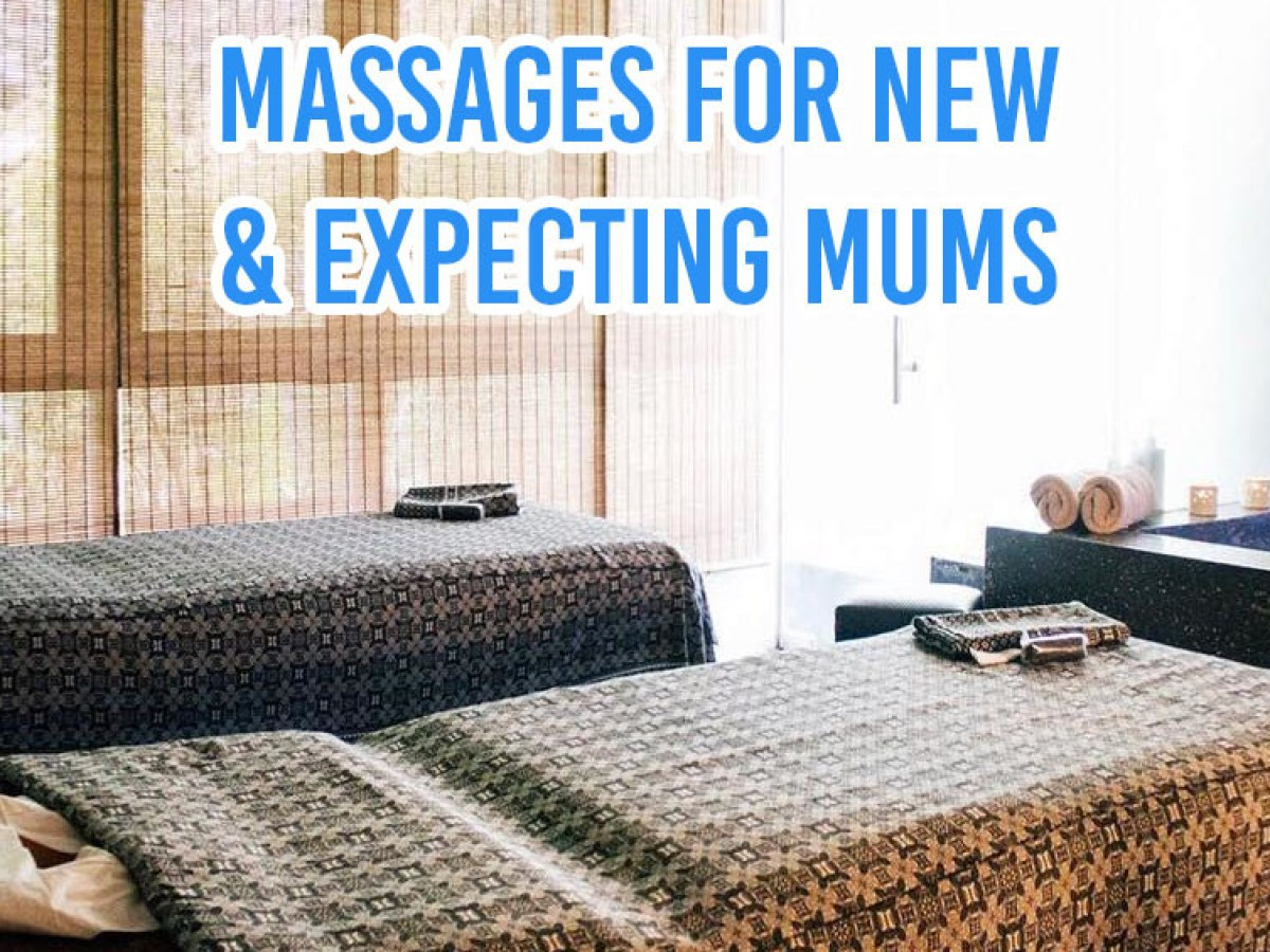 All Babe Massage 12 spas in singapore with prenatal & postnatal massages for