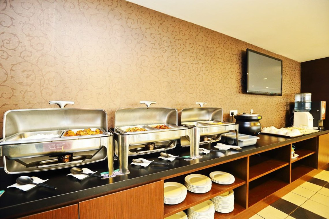 Kaki Kaki buffet