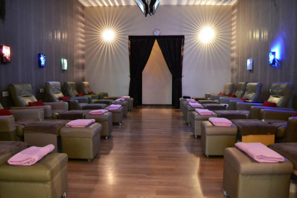 SQ Massage & Nails