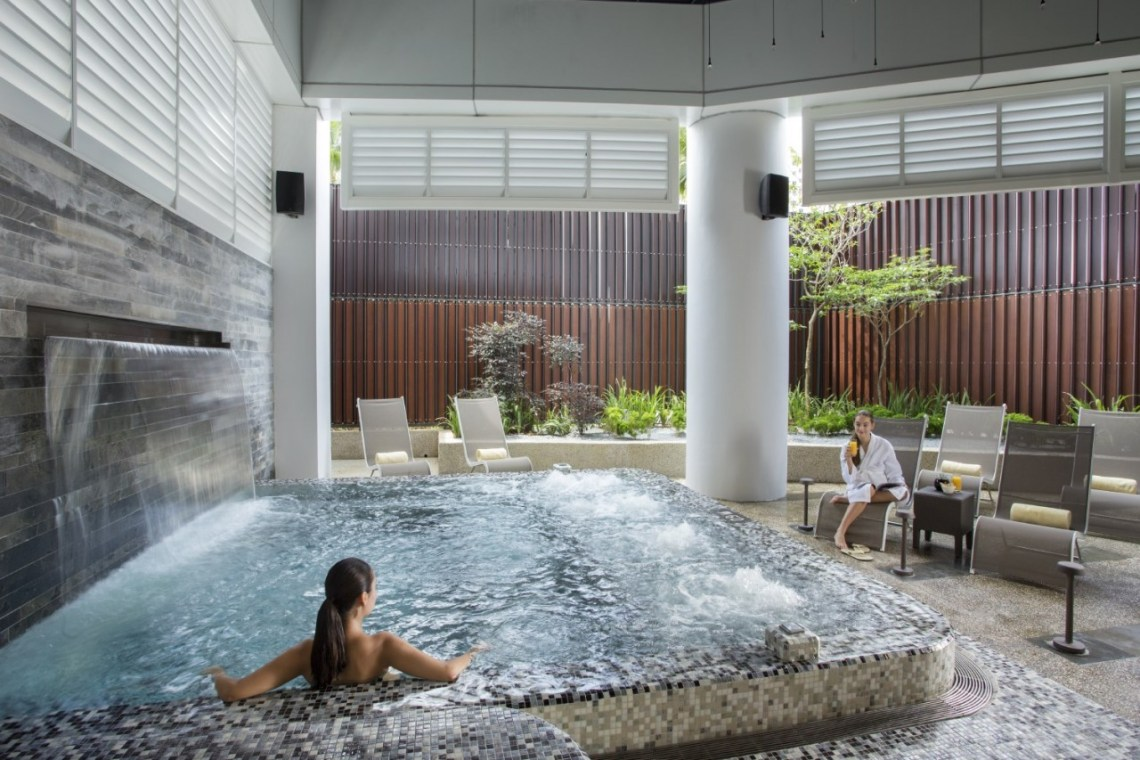 One Farrer Hotel & Spa onsen