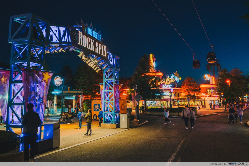 everland korea night