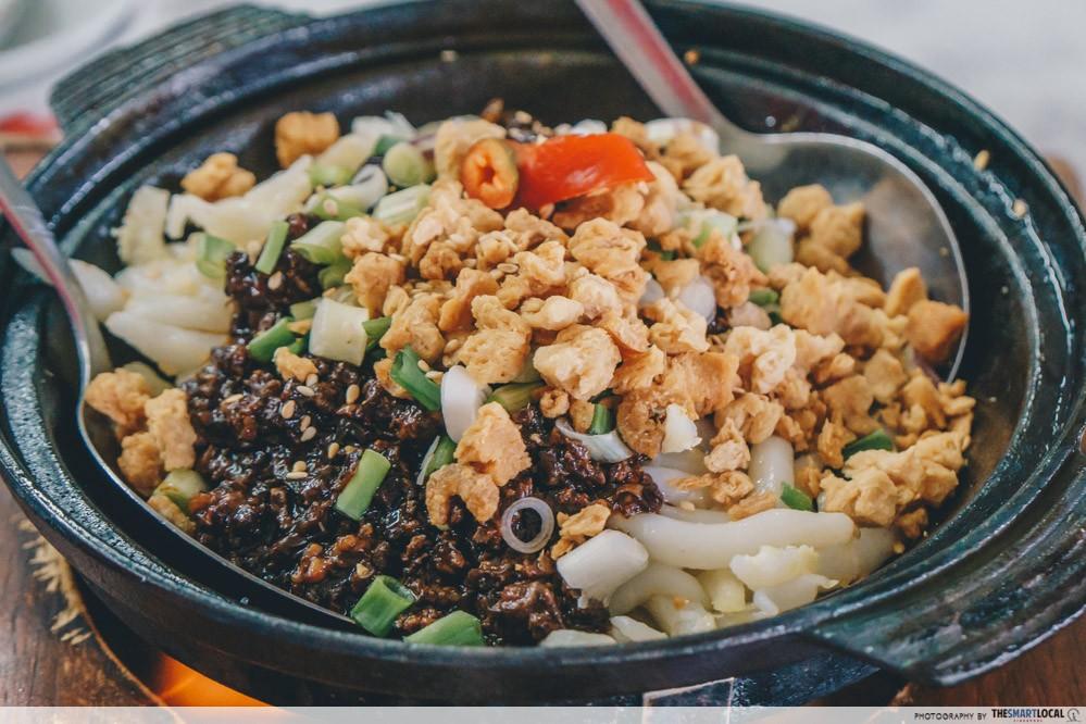 claypot lao shu fen