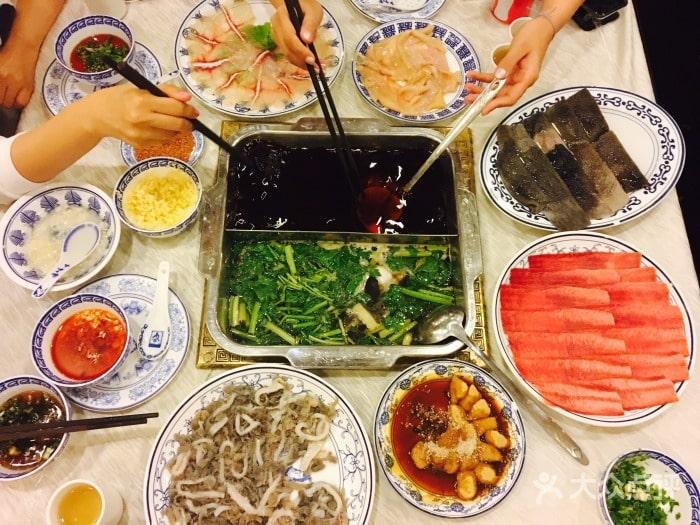long sen yuan mala hotpot
