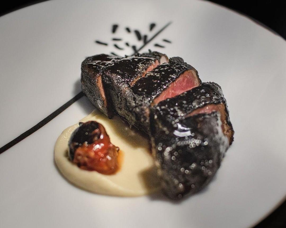 pata negra meat preludio restaurant singapore