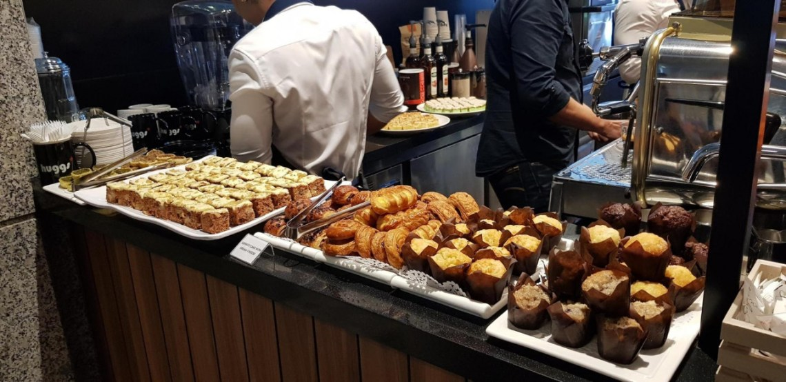 Pastries and desserts at Huggs-Epigram