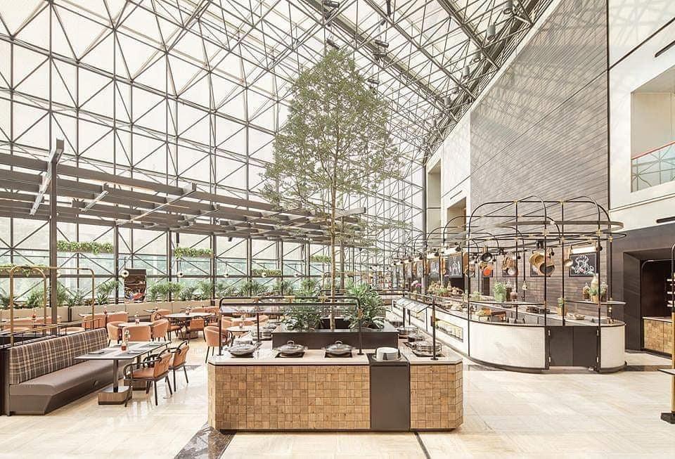 Clove - hotel buffet restaurant