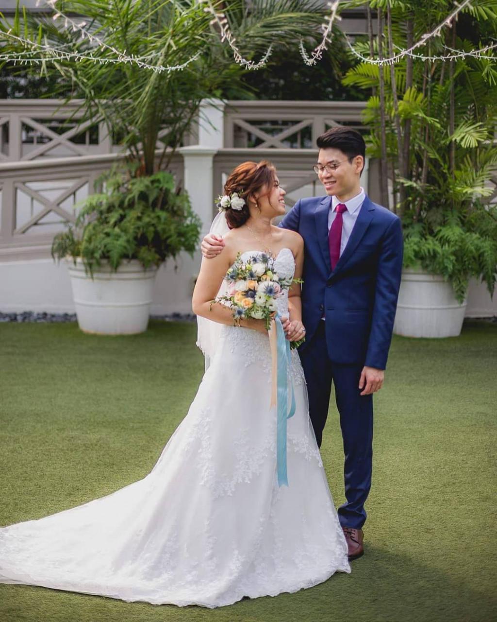 singapore wedding dress cheap fleur d'sign