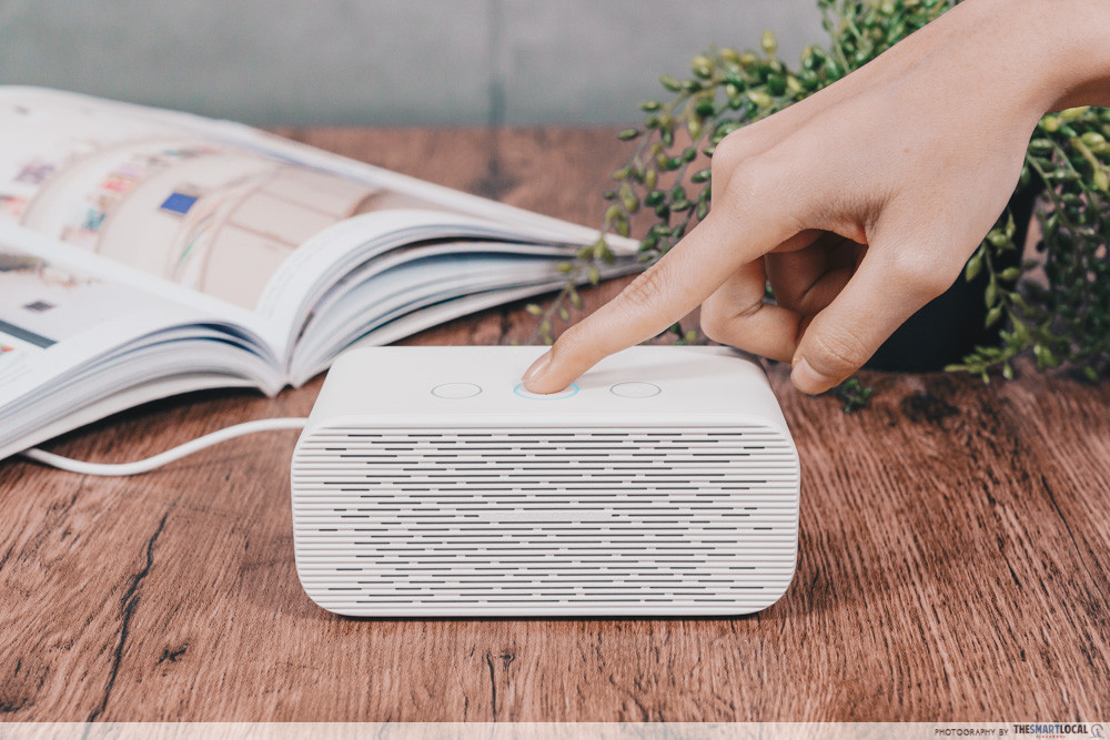 taobao great singapore sale gss household products electronics tmall smart speaker with AI assistant