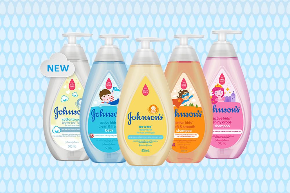 The New Johnson's