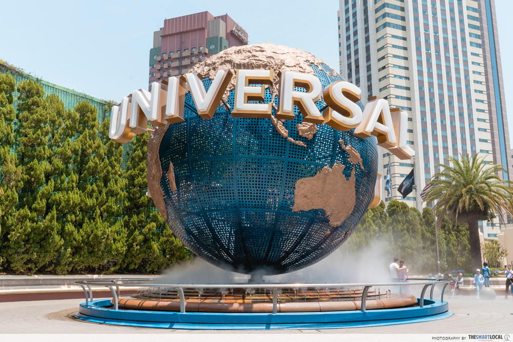 universal studios japan 2019 entrance