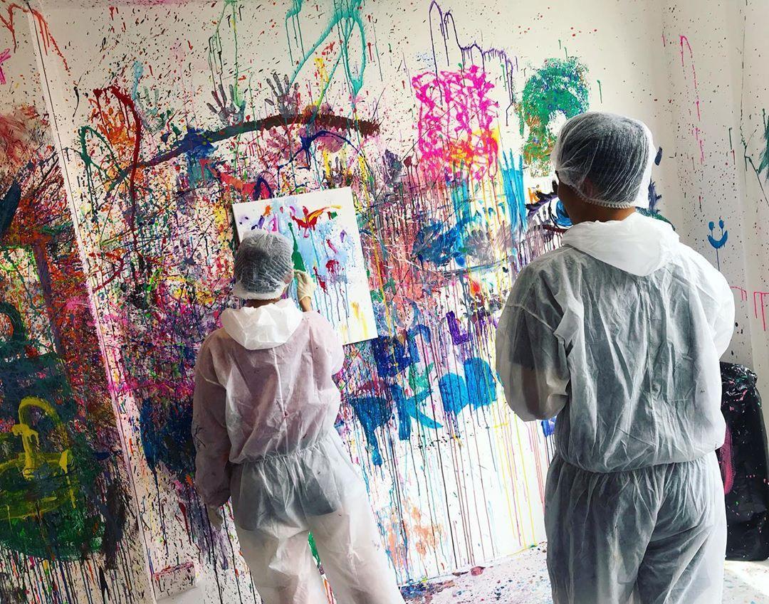 Splat Paint House Singapore