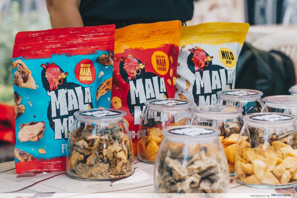 mala mala snacks