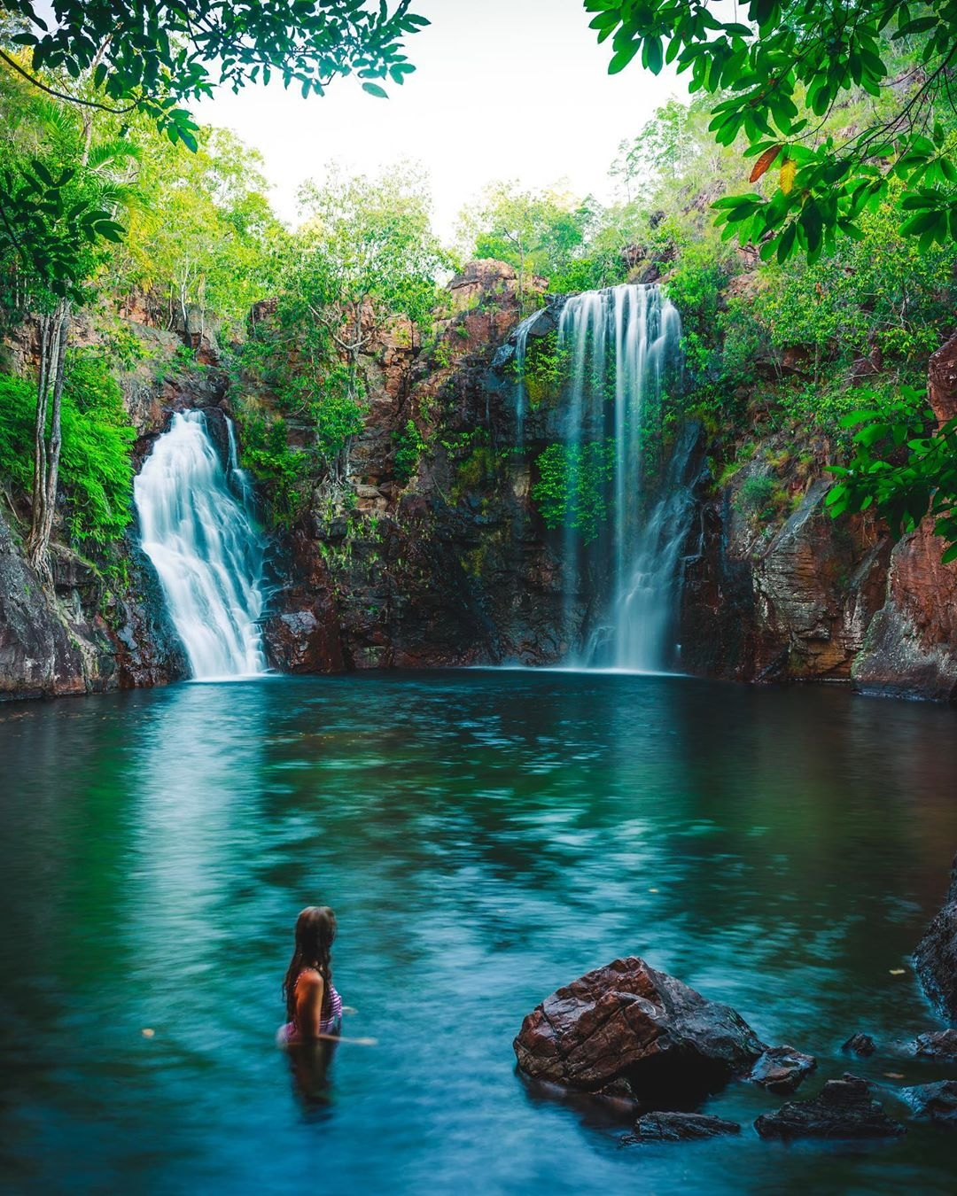 Jetabout Holidays - waterfall plunge pool