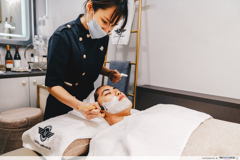 Mirage Aesthetic New Scotts Square Premium Glow Treatment Super Hair Removal Aesthetician