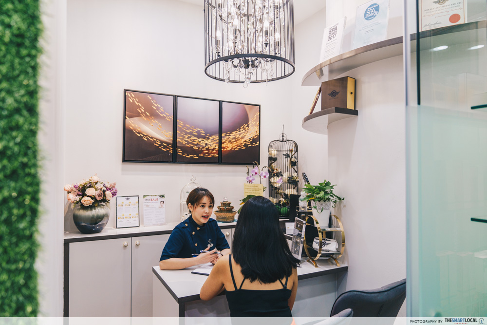 Mirage Aesthetic New Scotts Square Premium Glow Treatment Super Hair Removal Beauty Consultation