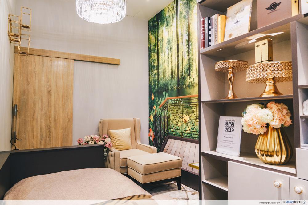 Mirage Aesthetic New Scotts Square Premium Glow Treatment Super Hair Removal Suite VIP
