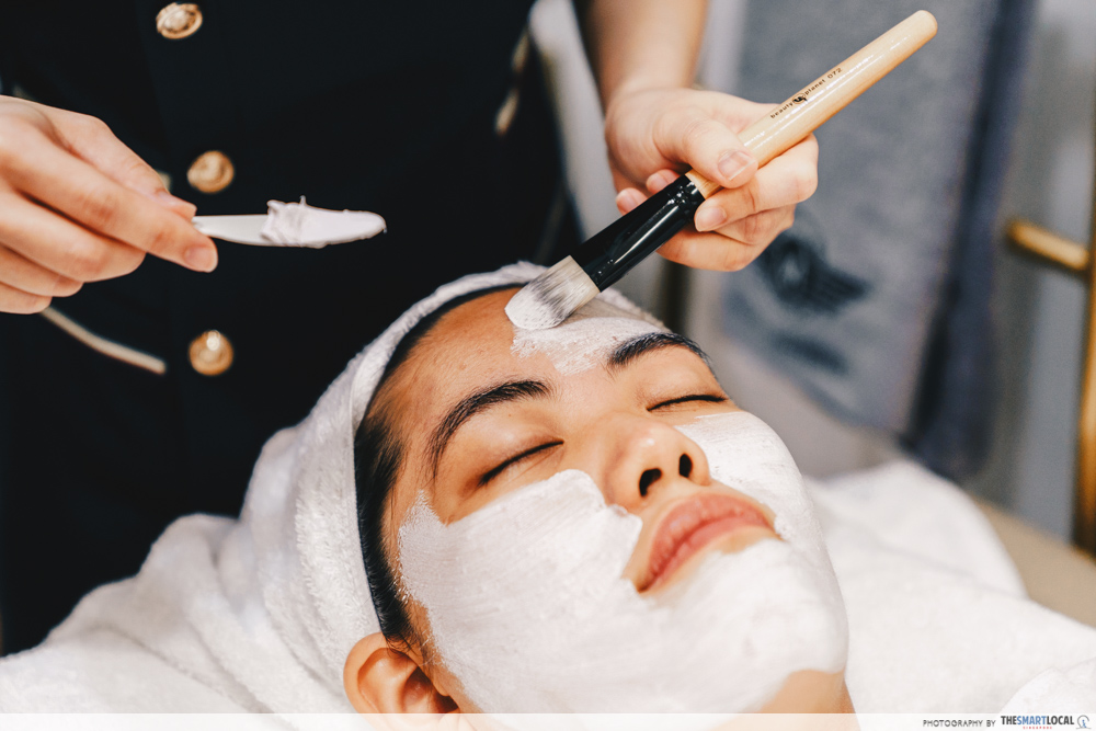 Mirage Aesthetic New Scotts Square Premium Glow Treatment Super Hair Removal Facial