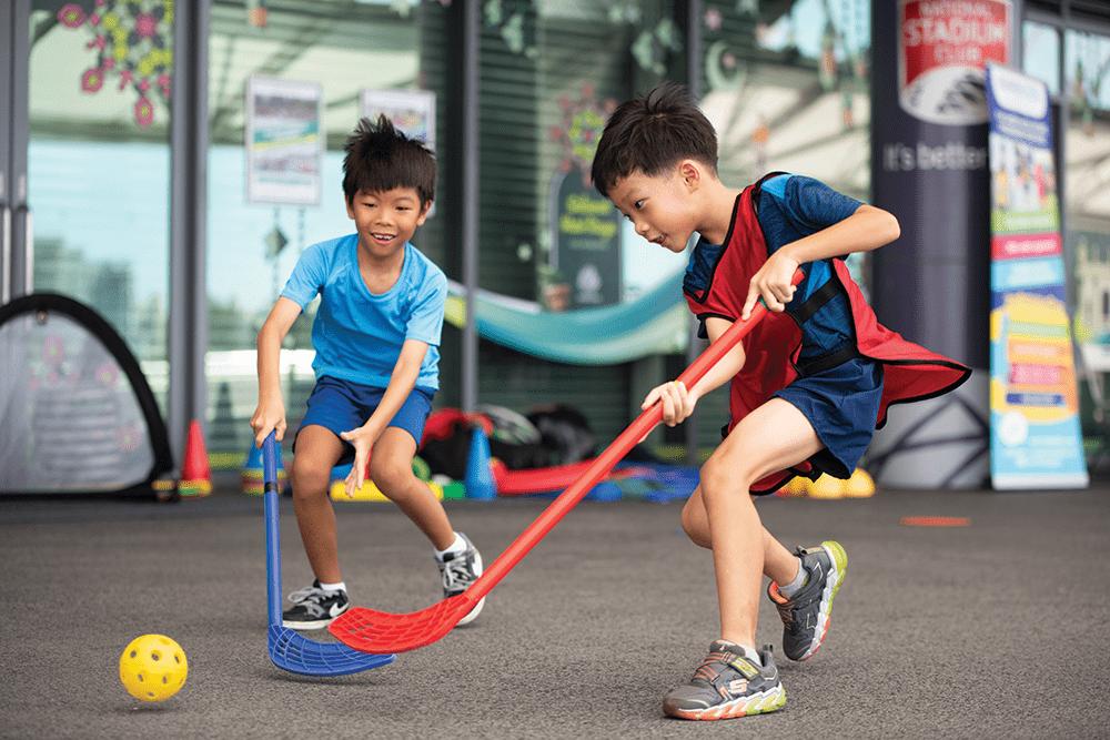 Singapore Sports Hub Summer Sports Jam Super Sports Day