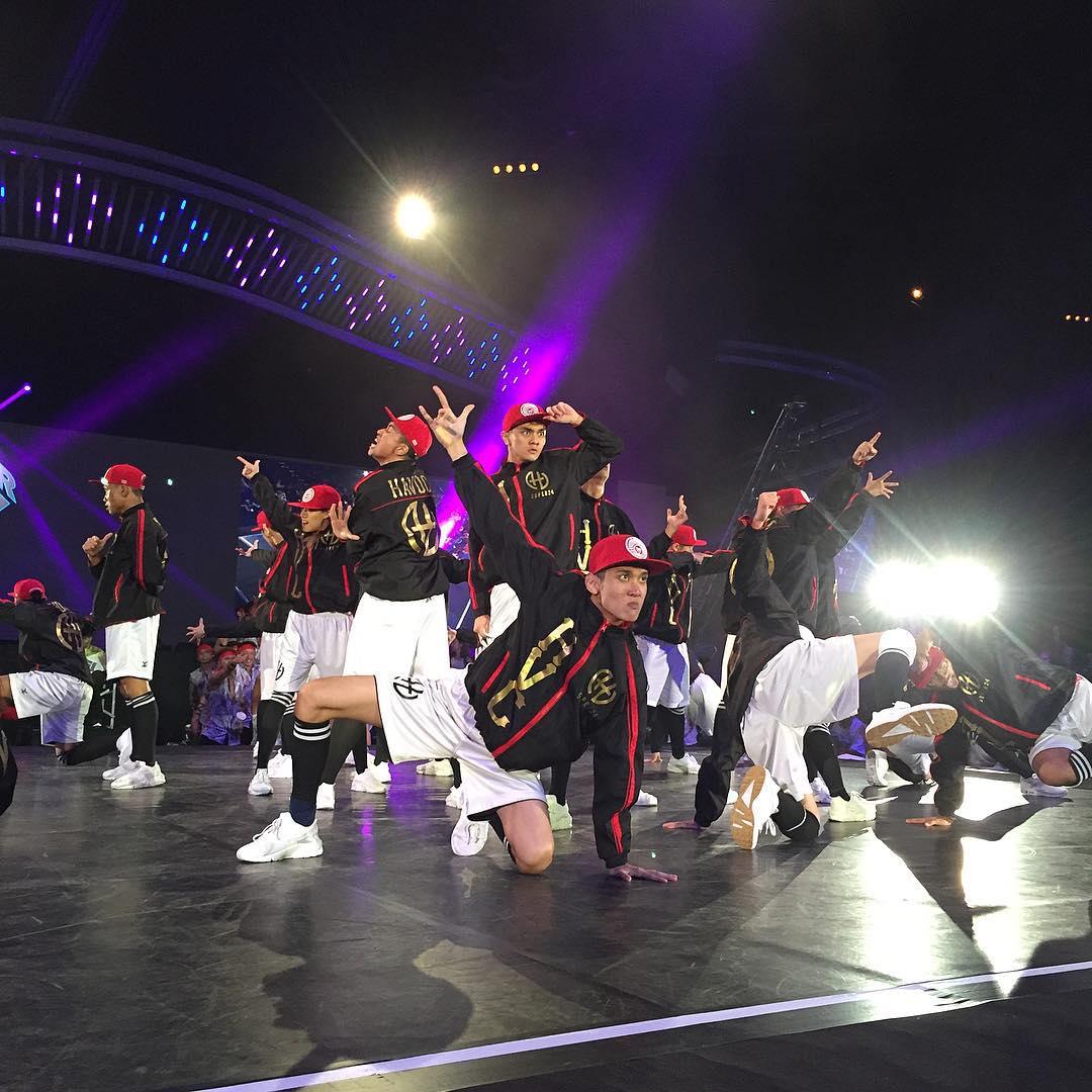 YOUTHx Festival 2019 Singapore Youth Super 24 Dance