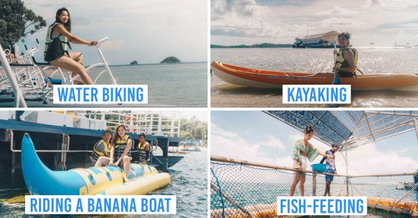 5 Things To Do In Kepri Coral - Batam's New Private Island That Singaporeans Have Yet To Conquer